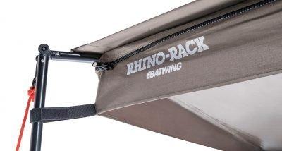 image of a rhino rack roof rack awning