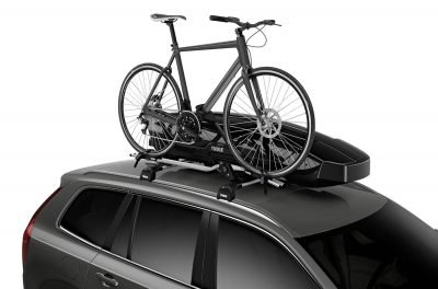 image of a thule roof rack carrier
