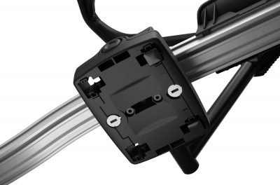 image of a thule roof rack