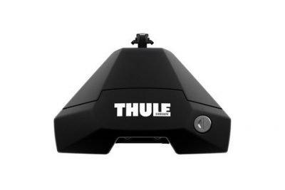 image of thule load bars feet lock