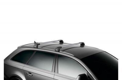 image of a thule wingbar edge roof rack