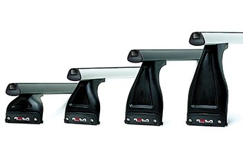 close up image of rola heavy duty or trade roof racks