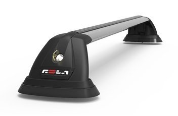 side view image of rola sports roof racks
