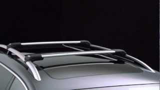 image of thule wingbar edge roof racks