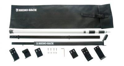 image of a rhino rack roof rack