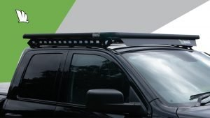 image of a heavy duty tradesman wedgetail roof platform