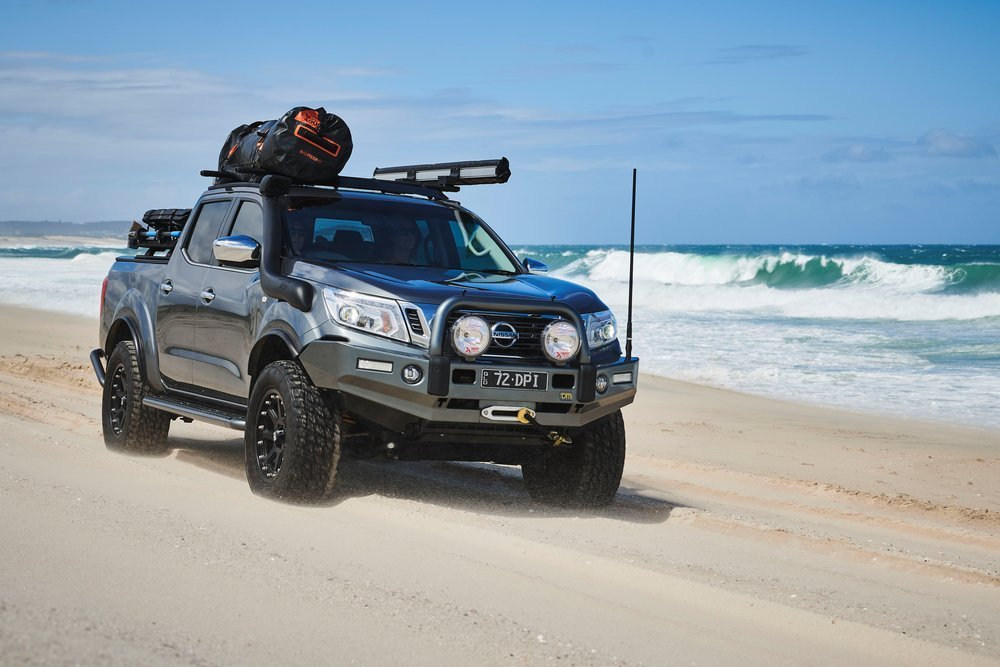 Tips for 4WD Beach Driving