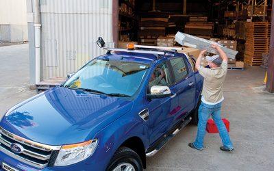 10 reasons every tradie needs a roof rack