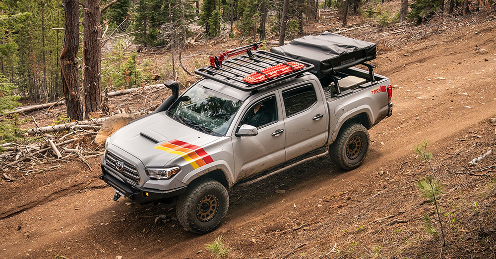 How to get your 4WD vehicle ready for an outback adventure